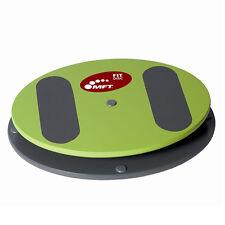 MFT Fit Disc - BalanceBrett -  Kreisel Wippe Board - Wackelbrett - grün / grau