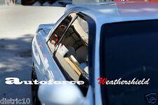 NISSAN R32 SKYLINE GTR WEATHER SHIELD WEATHERSHIELD/WINDOW DOOR VISOR GUARD
