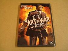 DVD / THE ART OF WAR 2 - BETRAYAL / L'ART DE LA GUERRE 2 ( WESLEY SNIPES... )