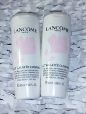 Lancome Lait Galatee Confort Comforting Make Up Remover Milk 100ml ( 2x50ml )