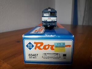 Locomotive Roco A1A A1A 68013  Train Electrrique