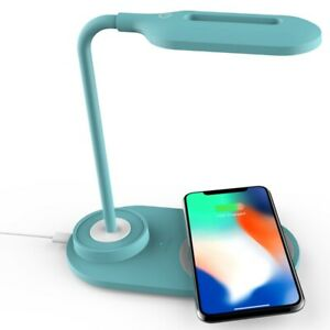wireless charging table lamp