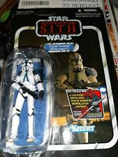 """Star Wars Vintage Collection ROTS 501st Clone Trooper 3.75"""" VC60"""
