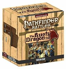 Pathfinder Battles Rusty Dragon Inn Tavern Bar