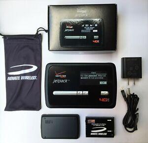 UNLOCKED Verizon Novatel Wireless 4620LE Jetpack