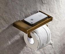 Antique Brass Toilet Roll Paper Holder Bathroom Accessories Bath Hardware