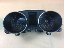 Original VW Golf 6 Cabriolet TSI Instrument Cluster Speedometer 5K7920972 Mph