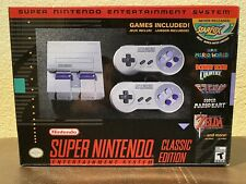 Nintendo Super Nintendo Classic Edition Mini Console Original/Authentic