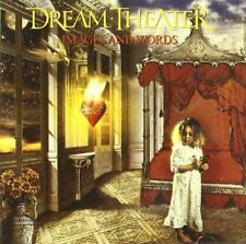 DREAM THEATER IMAGES AND WORDS PROGRESSIVE METAL ROCK CD NEW