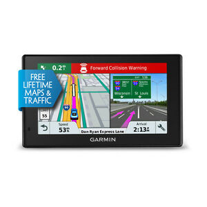 Garmin DriveAssist 51 LMT-S GPS w/ Lifetime Maps Wi-Fi & Dashcam 010-01682-02