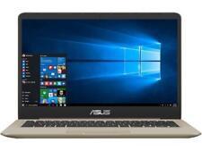 "ASUS S14 S410UQ 14.0"" Laptop Intel Core i7 8th Gen 8550U (1.80 GHz) 8 GB DDR4 Me"