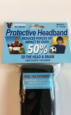 """Forcefield Protective Impact Reduction Soccer Head Gear Medium 9-15 yr """"2 Pack�"""