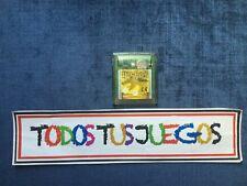 Harry Y Potter Y La Camara Secreta Gameboy Color Game Boy BUENA CONDICION 0445