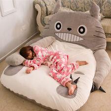90*70'' Giant Totoro Bed Carpet Tatami Mattress Filled Sofa Cushion Comfort Gift