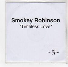 (FO324) Smokey Robinson, Timeless Love - DJ CD