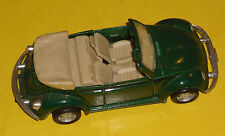 Green VW Cabriolet Volkswagen Diecast Model 1/36 Scale! Nice See!