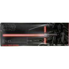 Star Wars B3925 The Black Series Kylo Ren Force FX Deluxe Lightsaber