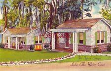 1953 LAKE ELLA MOTOR COURT on U.S. 27 TALLAHASSEE, FLORIDA