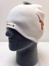 TEXAS LONGHORNS Football Helmet U Of T Winter Hat Beanie HORNS NCAA