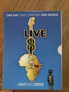 Live Aid 2005 Dvd