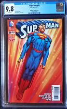 Superman (2011 3rd Series) #39 Romita Jr Variant CGC 9.8 1:100