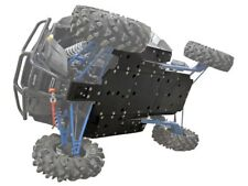 """Super ATV 1/2"""" UHMW Skid Plate (14-15) Polaris RZR XP 1000"""