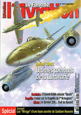 LE FANA DE L'AVIATION N° 546 - 8 MAI 1945 ULTIMES COMBATS DE LA LUFTWAFFE