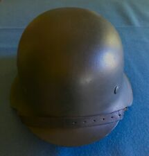 *Mint M42 German Helmet, Authenticated All Original!