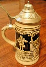 GERZ VINTAGE BEER STEIN WEST GERMANY HEIDELBERG