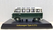 Kyosho 1/64 VW VOLKSWAGEN BUS TYPE 2 GREEN diecast car model