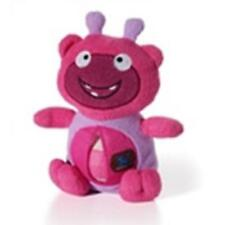 Tuff Plush Dog Toys - Monster Belly Rollers Pink