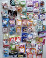 Mcdonald's Lot of 58 MIP Carle 101 Dalmatians Scarey Happy Meal Toys  D