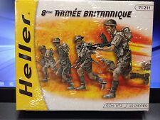 Kit maqueta Afrika Corps 1 72 Heller 71211