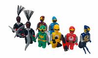 Mega Bloks Power Rangers Series Mini Figures Bundle