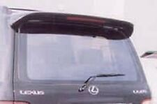 NEW OE LOOK REAR SPOILER FOR 1998-2007 LEXUS LX470 W/3RD LED PAINTED ANY COLOR