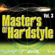 VARIOUS ARTISTS - MASTERS OF HARDSTYLE, VOL. 3 NEW CD