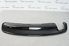 GENUINE AUDI A5 S LINE 2011-15 COUPE HINTERE STOßSTANGE DIFFUSOR RAND 8T0807521J