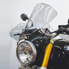 Highwayshield BMW R NineT, Revêtement Vitre, Windshield-Pare-brise, hauteur: 370 mm