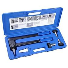 """PEX Expansion Tool Kit Tube Expander With 1/2"""" 3/4"""" 1"""" Heads Hard Carry Case"""
