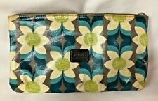 Fossil Key-Per Flower Floral Print cosmetic/make up bag