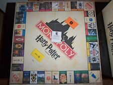 Harry Potter Monopoly Custom Made READ