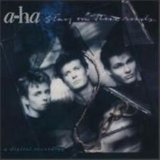 A-ha Stay On These Roads US LP