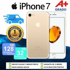 GRADO A+ Apple iPhone 7 128GB 32GB Libre Desbloqueado Móvil 12 Meses De Garantia