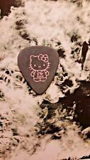 BLACK LABEL SOCIETY Zakk Wylde 2006 tour pink cat I Love Zakk guitar pick
