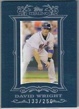 Topps David Wright Baseball Cards