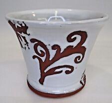 Maree Cheatham Ceramics Short Rustic Vase