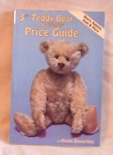 Book - 3rd Teddy Bear and Friends Price Guide by Helen Sieverling