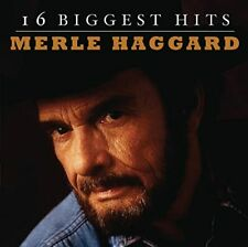 MERLE HAGGARD CD - 16 BIGGEST HITS (2011) - NEW UNOPENED - COUNTRY
