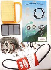Cylinder kit For Stihl TS420 TS410 overhault + gasket set air filter drive belt