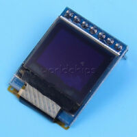 0.66″ 7pin OLED Display Module 64x48 Screen SPI I2C 3.3-5V for Arduino AVR STM32